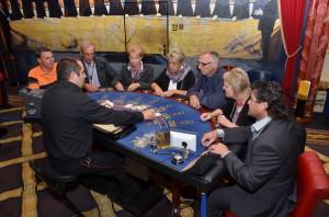 Besuch mit anschliessendem Apéro  im Casino Pfäffikon SZ